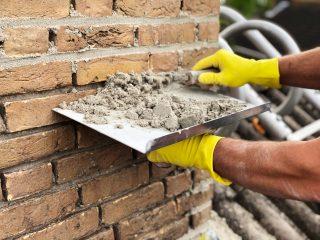 Gevelrenovatie voegen Bruinings Renovatie